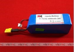 Picture of X380 Pin 5400 mAh