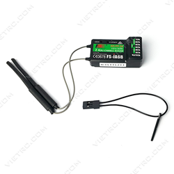 Picture of FlySky FS-iA6B 6CH Receiver