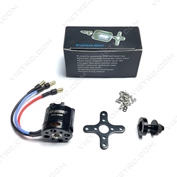 Picture of XF-MODEL A2212-2450KV Brushless Motor