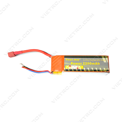 Picture of You&Me 3S 11.1V 2200mAh 40C T Plug