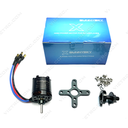 Picture of Sunnysky X2216-1100Kv Brushless Motor (Trục dài)