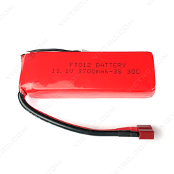 Picture of Pin độ FT012 3S 11.1V 2700mAh