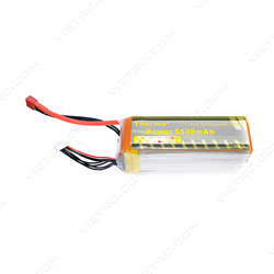Picture of YouMe 6S 22.2V 5500mAh 35C T Plug
