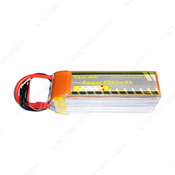 Picture of YouMe 6S 22.2V 6000mAh 50C T Plug