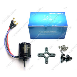 Picture of Sunnysky X2216-2400Kv Brushless Motor (Trục dài)