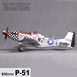 Picture of FMS P51 Mustang V2 800mm PNP