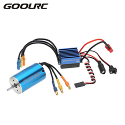 Picture of Combo Brushless motor + ESC 35A