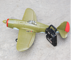 Picture of Kit EPO P-47 Thunderbolt 890mm RTF