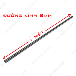 Picture of Ống carbon 8*6mm