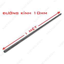 Picture of Ống carbon 10*8mm