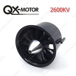Picture of 70mm Ducted fan 12 Blades EDF QF2827 2600KV