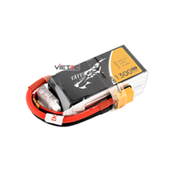 Picture of Tattu 4S 14.8V 1300mAh 45C XT60 Plug