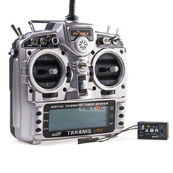 Picture of Combo Taranis X9D Plus + X8R