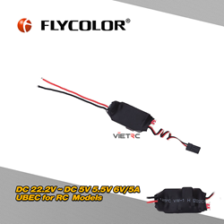Picture of Flycolor 22.2V~5V 5.5V 6.5V/5A UBEC