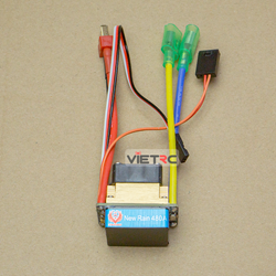 Picture of 480A ESC brushed (chổi than) có quạt
