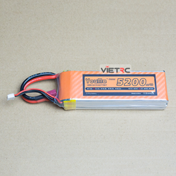 Picture of YouMe 3S 11.1V 5200mAh 35C T Plug