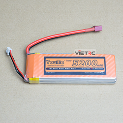 Picture of YouMe 2S 7.4V 5200mAh 35C T Plug