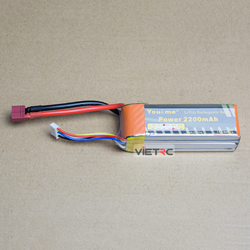 Picture of YouMe 4S 14.8V 2200mAh 40C T Plug