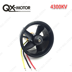 Picture of 64mm Ducted fan 5 Blades EDF QF2822 4300KV