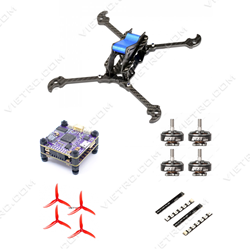 Picture of Combo 4 - TAU-H5 + Raptor S-Tower 4in1 + T-Motor F40 ProII 2400Kv PNF