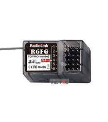 Picture of Radiolink R6FG 2.4G 6-ch gyro integrated receiver