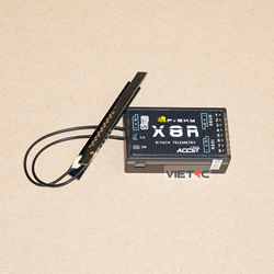 Picture of Mạch thu FrSky X8R 8/16Ch S.Bus ACCST Telemetry W/Smart Port