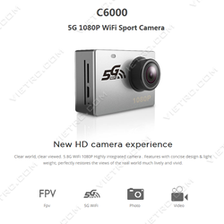 Picture of Camera Wi-Fi 5G C6000