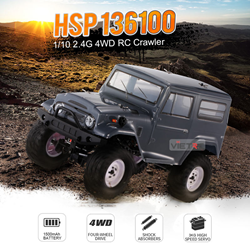 Picture of HẾT HÀNG - RGT RC4 (HSP 136100 Rock Cruiser)