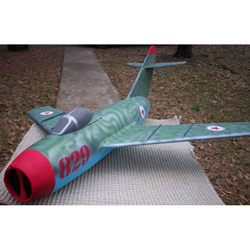 Picture of Bản vẽ MiG-15