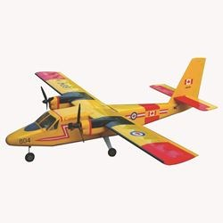 Picture of Kit gỗ balsa DHC-6 Twin Otter điện (ARF)