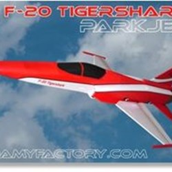 Picture of Bản vẽ F-20 Tigershark