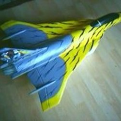 Picture of Bản vẽ F-16XL