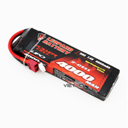 Picture of Leopard 2S 7.4V 4000mAh 30C T Plug