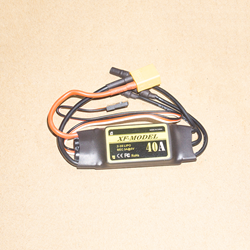 Picture of XF-Model ESC 40A 2-3S