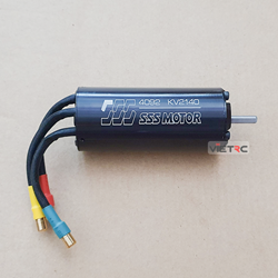 Picture of HẾT HÀNG  -  SSS 4092-2140KV Brushless Motor