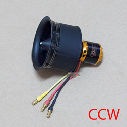 Picture of QX-Motor Ducted fan 50mm 12 Blades EDF QF2611-5000KV (Nghịch)