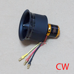 Picture of QX-Motor Ducted fan 50mm 12 Blades EDF QF2611-5000KV (Thuận)
