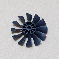 Picture of QX-MOTOR 50mm 12 Blades Ducted Fan Propeller CW