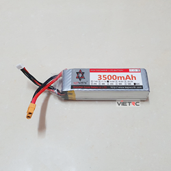 Picture of Kepworth 4S 3500MAH 60C jack XT60