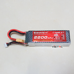 Picture of Pin Shang Yi 3S 11.1V 2200mAh 45C XT60 Plug
