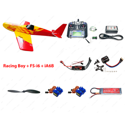 Picture of Combo RTF Racing Boy + FS-i6 + iA6B