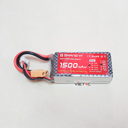 Picture of Pin Shang Yi 3S 11.1V 1500mAh 45C XT60 Plug