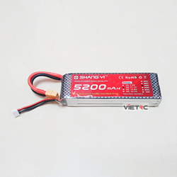 Picture of Pin Shang Yi 3S 11.1V 5200mAh 45C XT60 Plug
