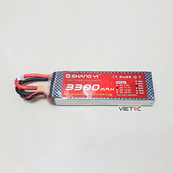 Picture of Pin Shang Yi 3S 11.1V 3300mAh 45C XT60 Plug