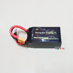 Picture of Pin Hongjie 3S 11.1V 1500mAh 95C XT60 Plug