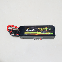 Picture of Pin Hongjie 3S 11.1V 2200mAh 60C XT60 Plug