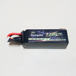 Picture of Pin Hongjie 4S 14.8V 2200mAh 60C XT60 Plug